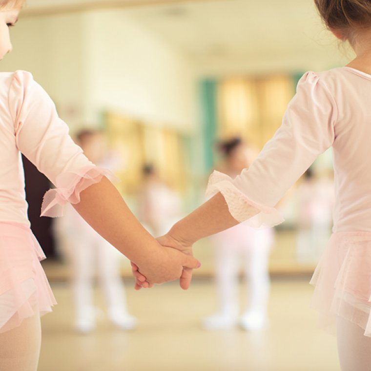 Kids Junior Ballet 4-6 classes TAPAC