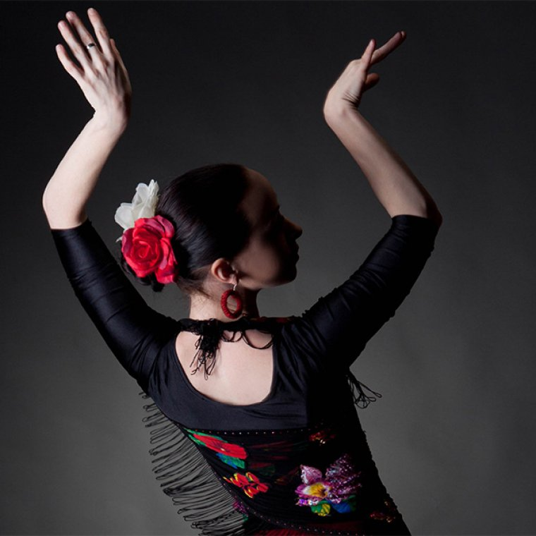 Flamenco classes TAPAC