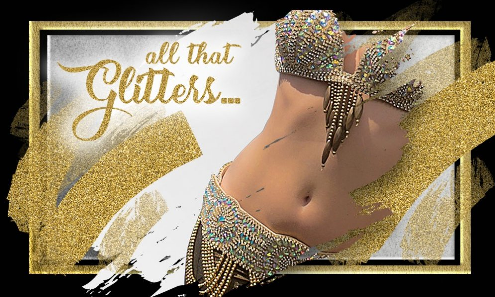 All that glitters Phoenix Belly Dance TAPAC