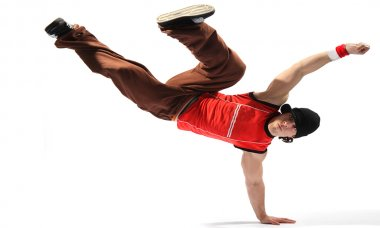 Hip Hop 12-15 dance classes TAPAC
