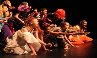 Musical Theatre 12-15 classes TAPAC
